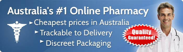 Australia's number 1 pharmacy | Cheapest prices in Australia, trackable to delivery, discreet packaging - Quality Guaranteed!